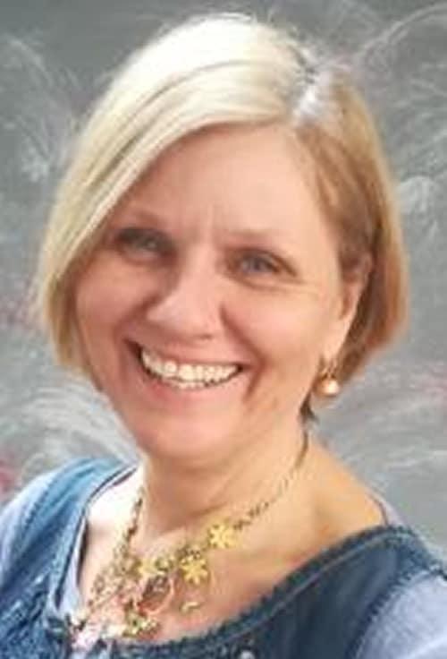 Pfarrerin Charlotte Hoffmann